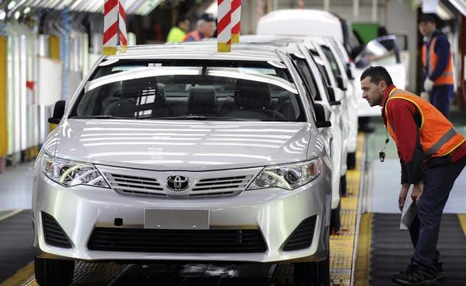 """""""Тойота"""" изтегля над 6 млн. автомобила"""