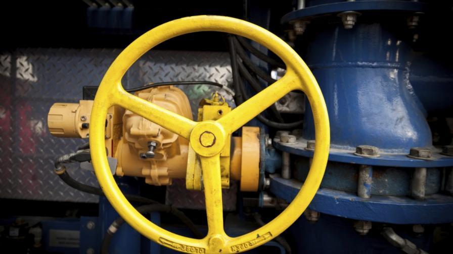 Украйна спря да пълни подземните си хранилища с руски газ