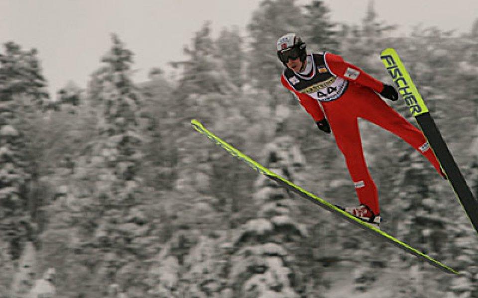 Петер Танде спечели състезанието по ски-северна комбинация в Либерец