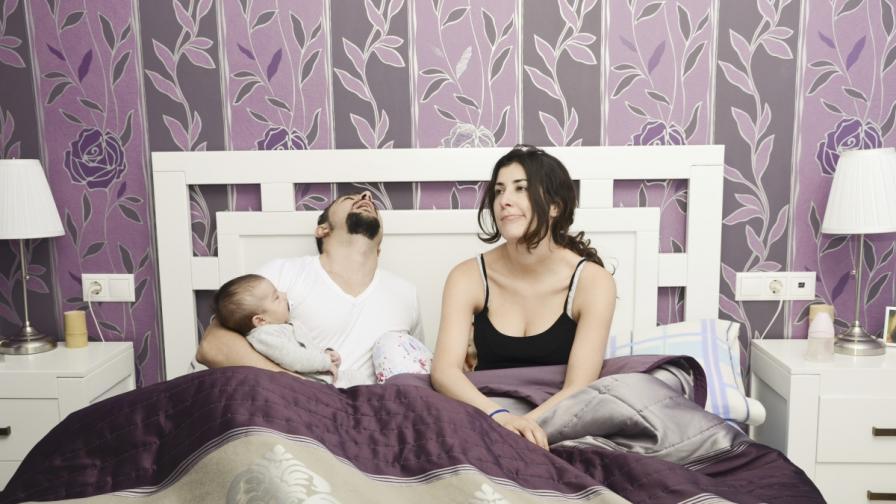 Учени: Бебетата плачат по цяла нощ, за да нямат братче