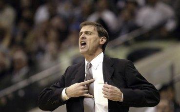 Рик Карлайл е новият треньор на Индиана Пейсърс