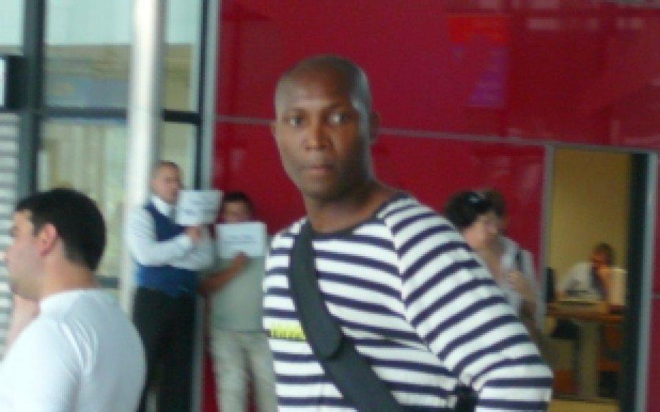 Нигерийски гигант пристига на проби в Левски