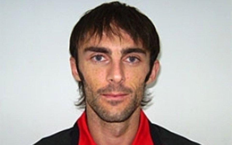 Даниел Богданович подписа с Локомотив София