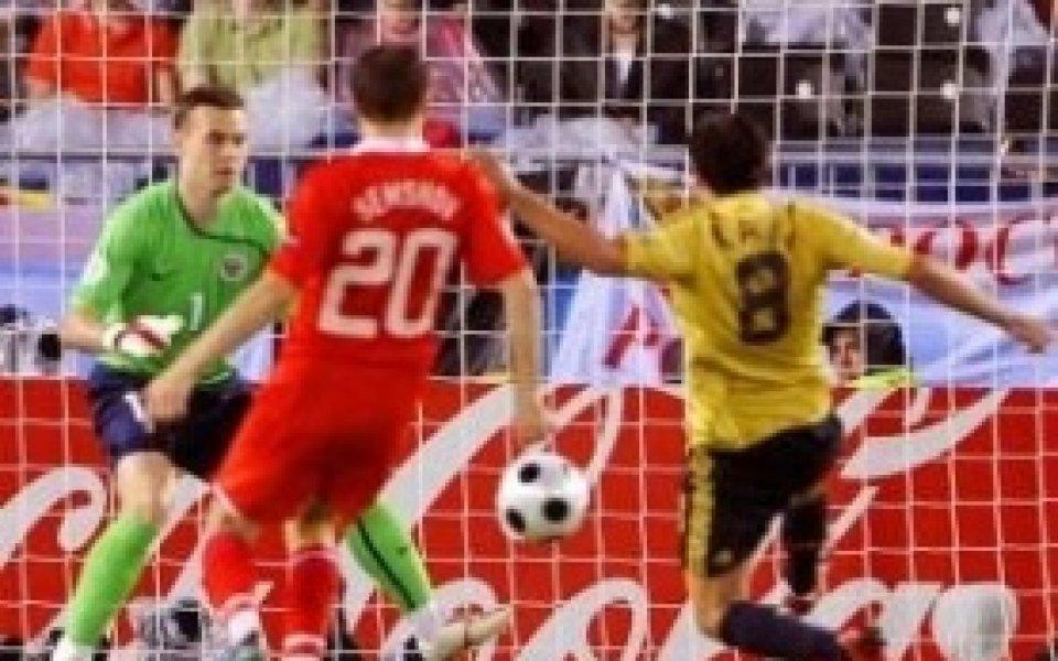 Испания продължи по шампионски