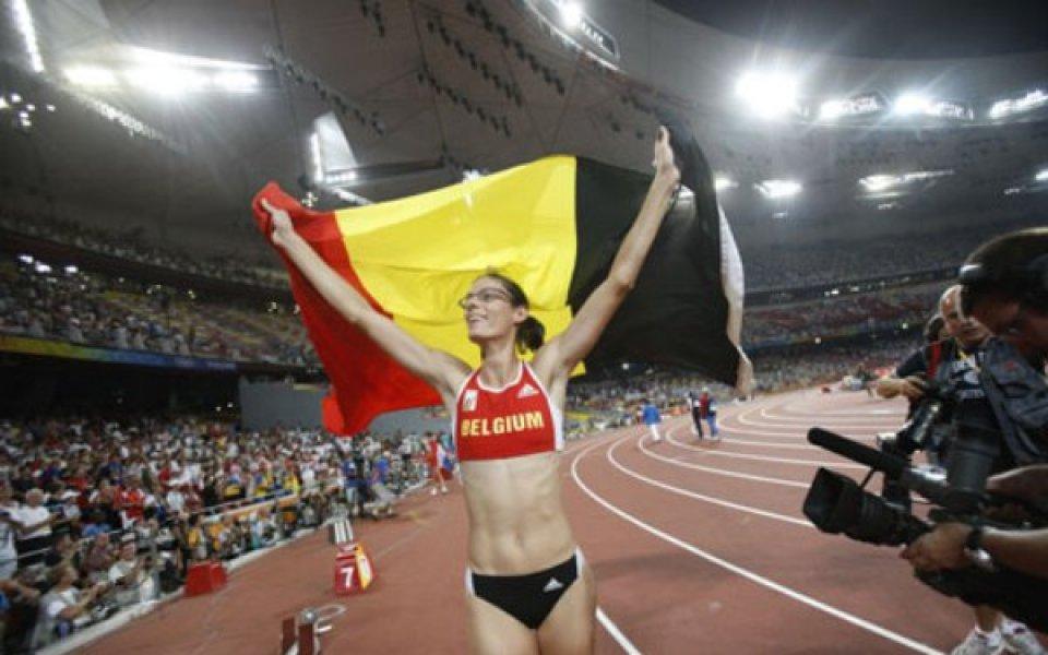 Хелебаут спечели в скока на височина, рекордът на Стефка не бе подобрен