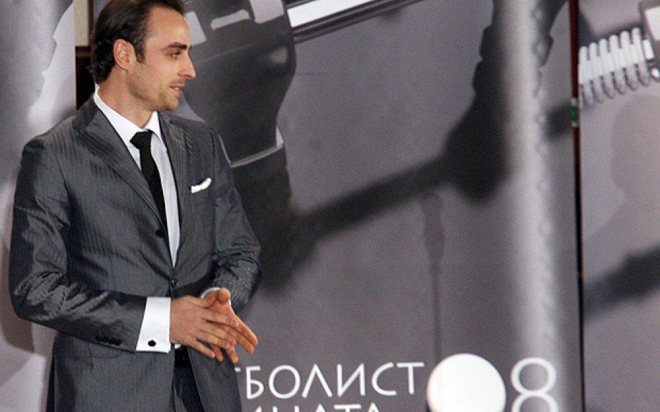 Данчев: На Бербо му трябва още малко време за адаптация