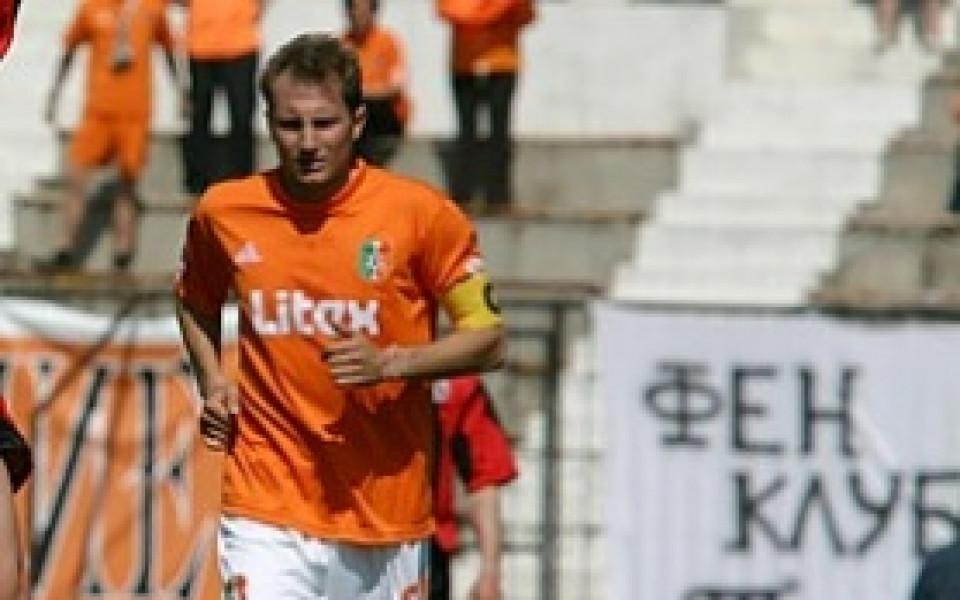 Йеленкович: Доволен съм в Спартак, но не знам дали ще остана