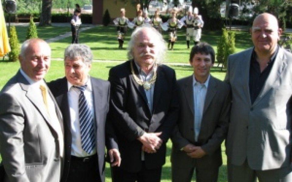 Боян Радев със