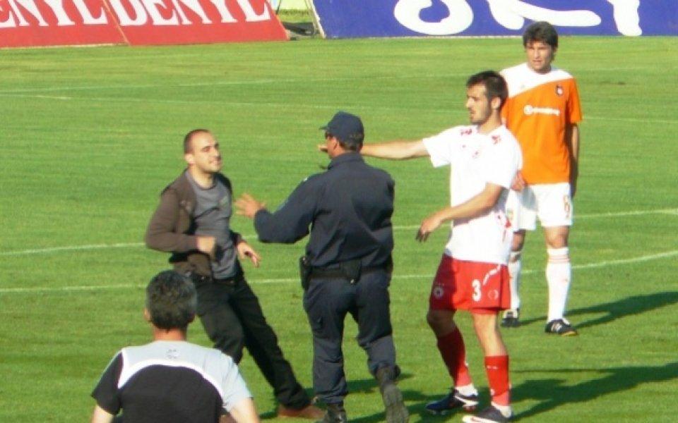 Виданов аут за месец, отпада за мача с Израел