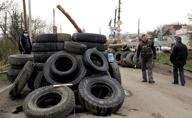 Проруски сепаратисти завзеха телевизионния център в Донецк