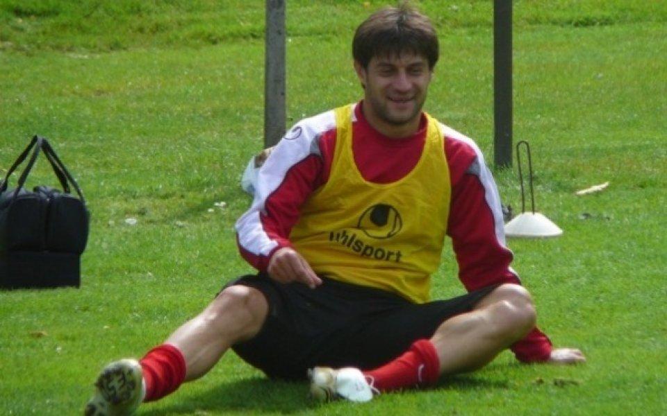 Владислав Златинов ще играе в Гърция