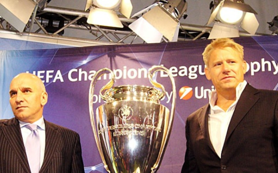 Петер Шмайхел: Купата на ШЛ е мечта за всеки един футболист в света