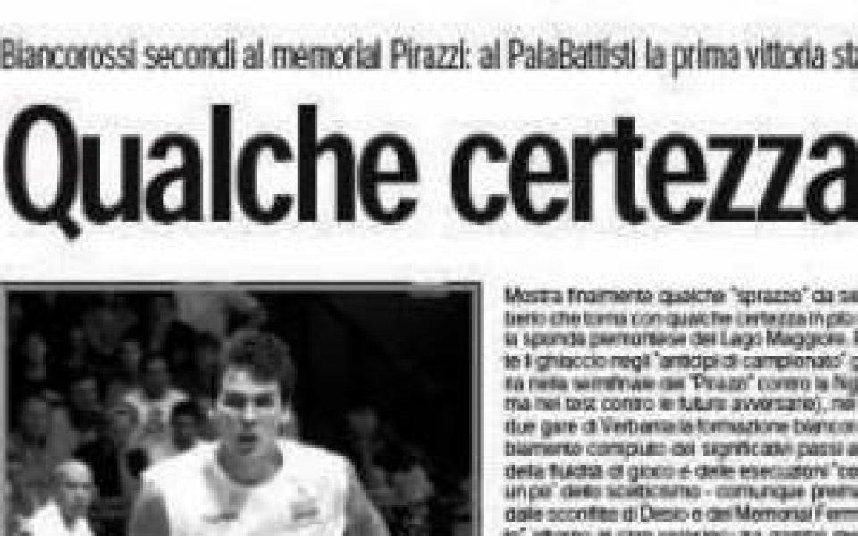 Христо Захариев подписа официално с италианския Варезе