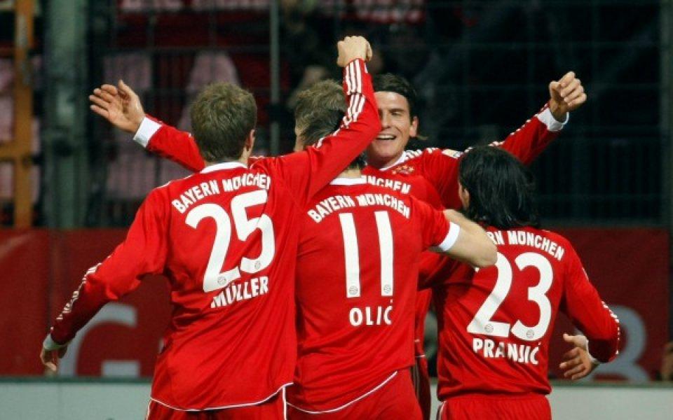 Байерн продължава да мачка, вкара нови 5 гола на Бохум