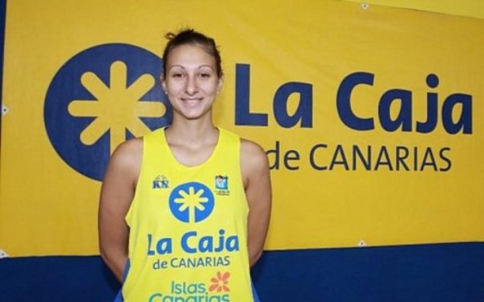 Баскетболистка Номер 1 Жаклин Златанова: Важно е, че съм оценена в родината