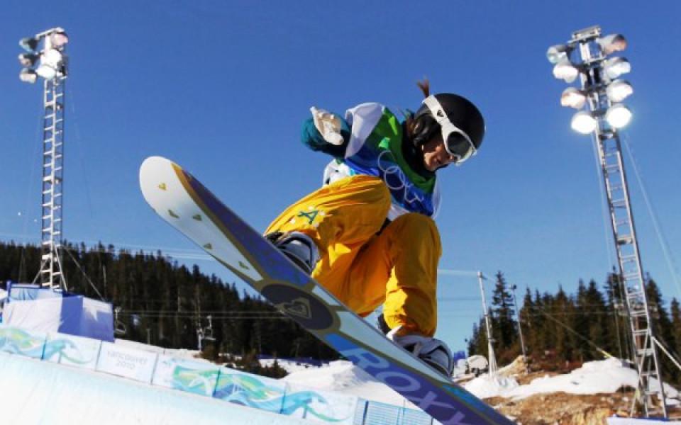 Тора Брайт донесе първо злато за Австралия на игрите във Ванкувър