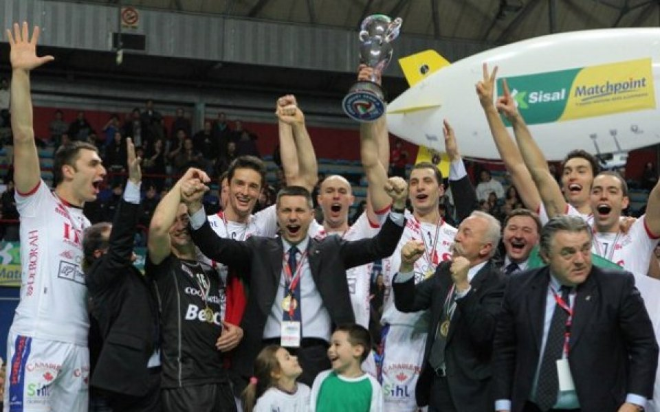 Цецо Соколов: Манталитетът ми се промени, искам европейска титла