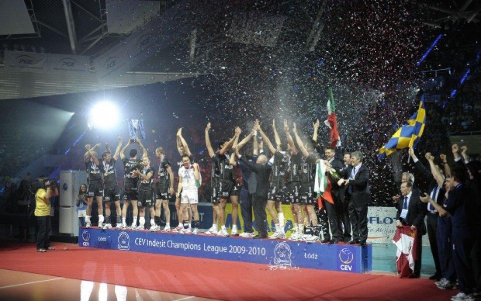 Бг финалът в ШЛ - залог за медал на националния