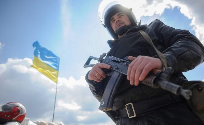Украйна въвежда задължителна военна служба от тази есен