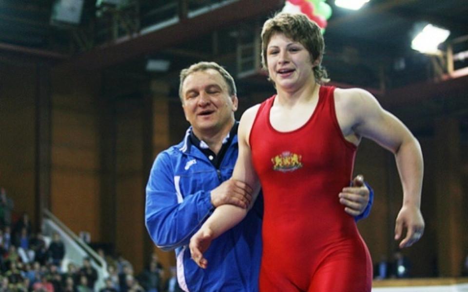 Станка Златева и Симеон Щерев за 7-ми път спортист и треньор на месеца