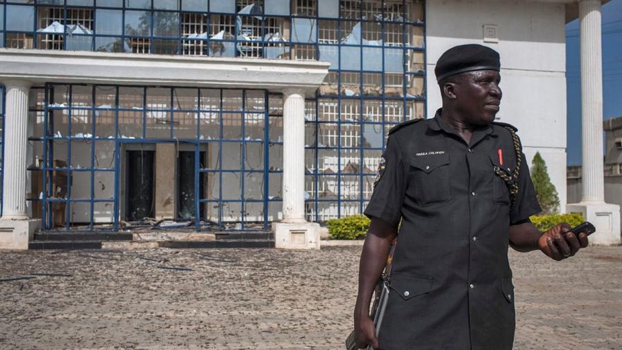 Ислямисти отвлякоха над 100 ученички в Нигерия