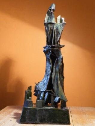 Една от творбите на Атанас Гаджев