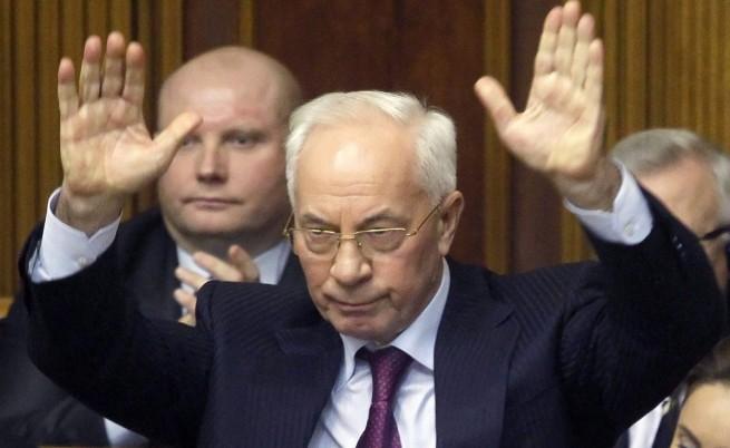 Обявиха бившия украински премиер за издирване