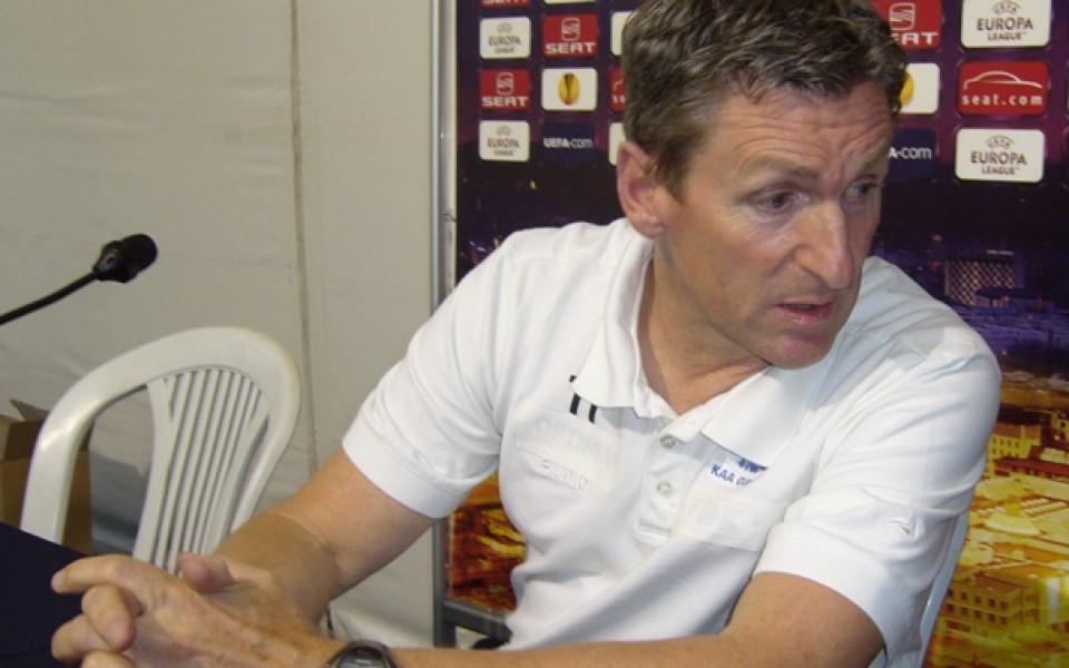Старши треньорът на Гент стреснат от пресата на Дембеле