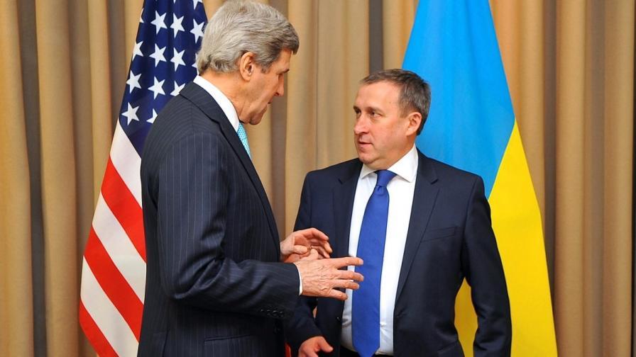 В Женева започна срещата за Украйна