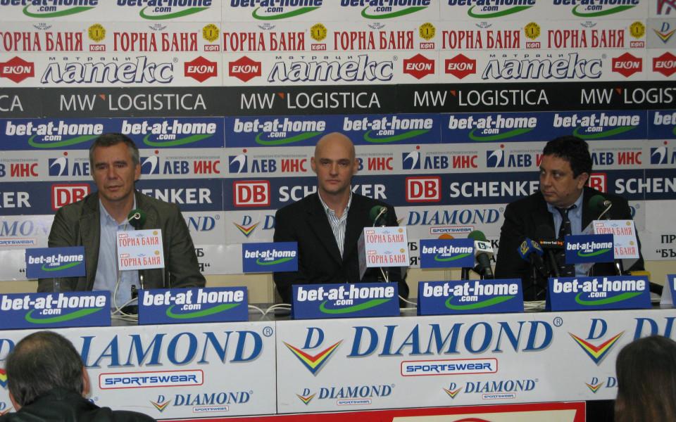 Стефан Цветков: Имаме няколко варианта за съперници на Моя на корта