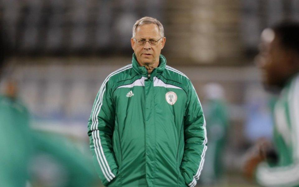 Лагербак иска треньорския пост в Уелс
