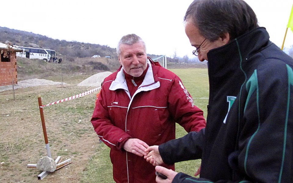 Войн Войнов: Чакаме Борис Кондев и с това свършва селекцията в Банско