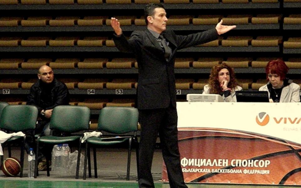 Георги Младенов: Като ни вкарат 80 точки, не можем да бием