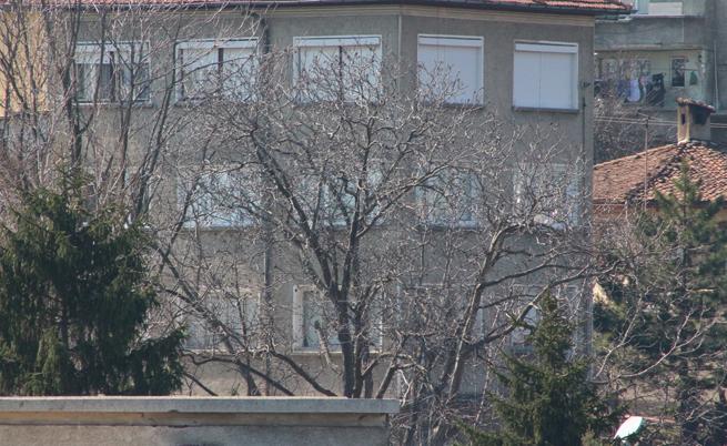 В дома на стрелеца от Лясковец - разруха и нищета