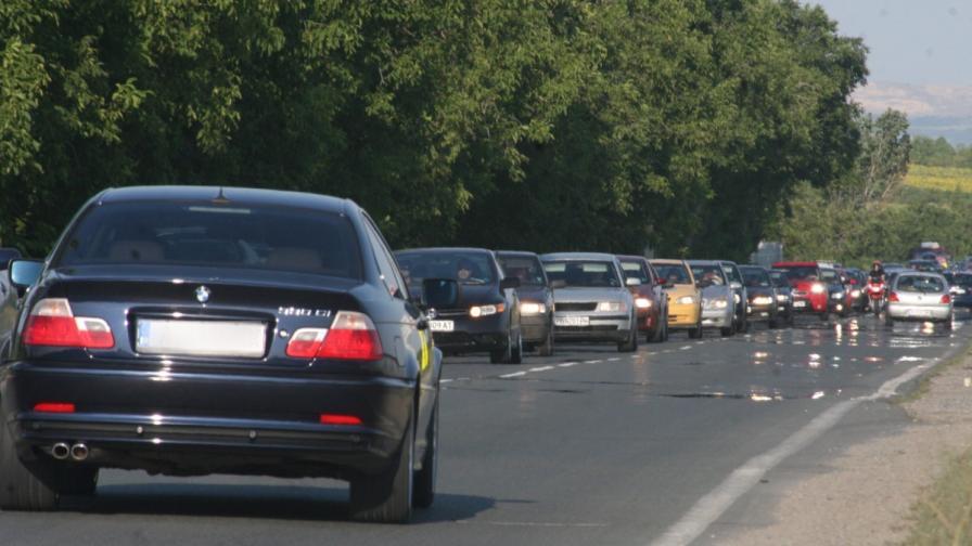 Трафик: Около 500 хил. души се прибират след празниците