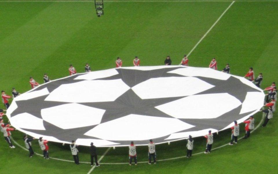 Генов и Николай Йорданов с наряди за Шампионската лига