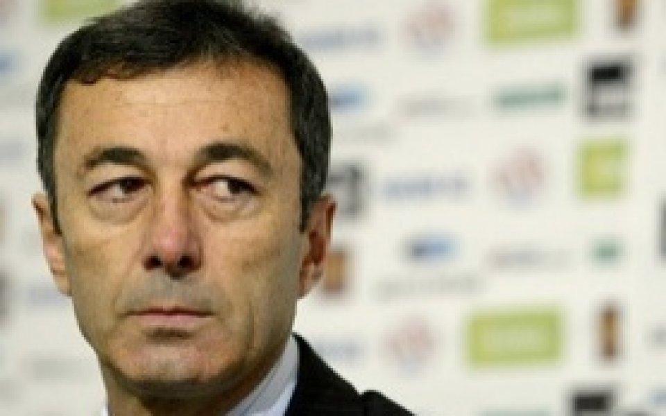 Марков: Това, което се случи е срам за спорта в България