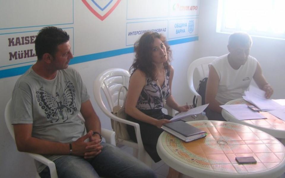 Лудогорец може да играе домакинските си мачове във Варна
