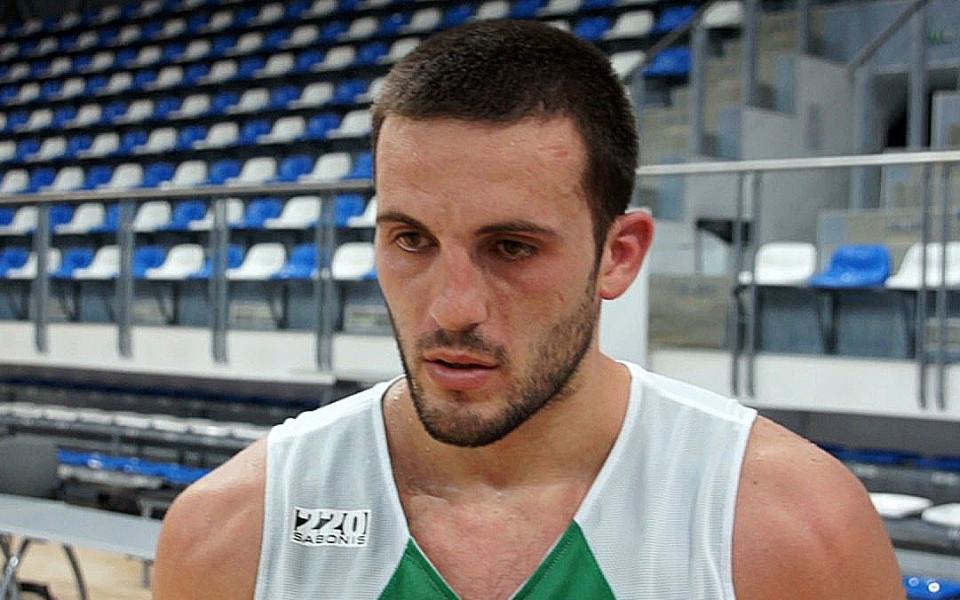 Филип Виденов пак ще става татко, смята, че на българския баскетбол му трябва чистка