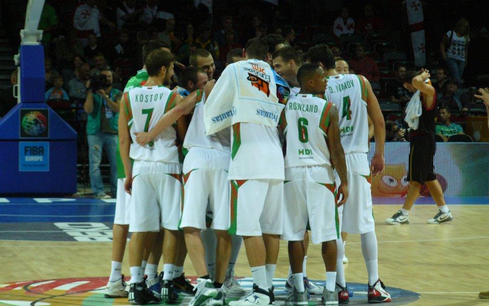 Европейската приказка на баскетболистите