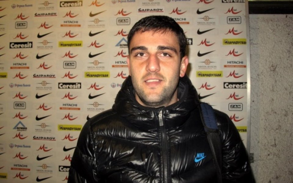Гаджев продължи договора си с Левски до 2014 година