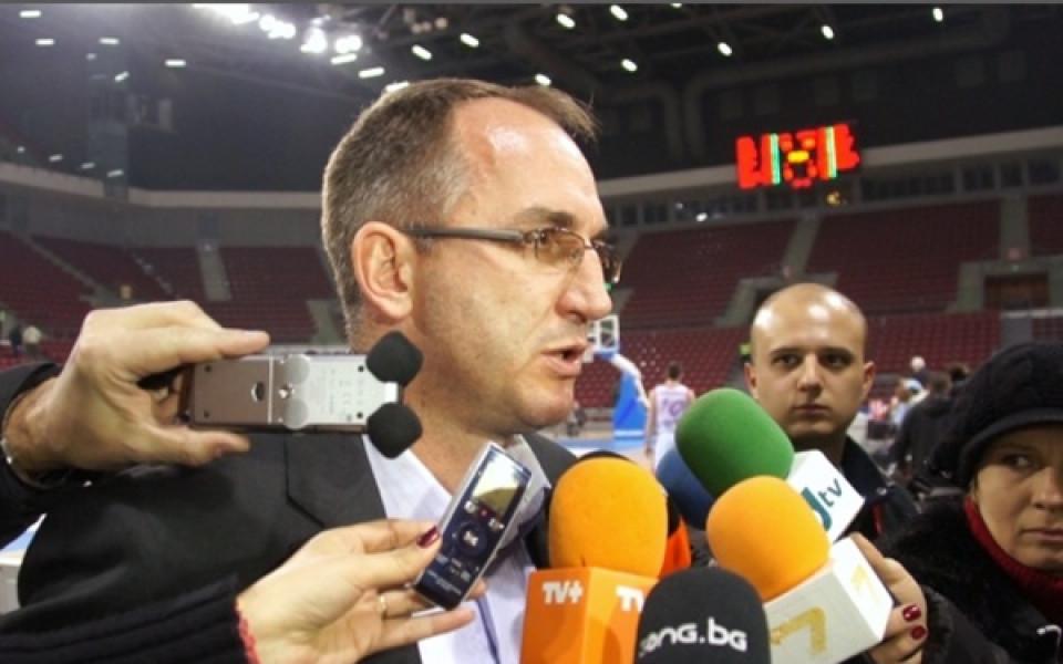 Арсич: Не заслужавахме да победим, сега ще се молим на Господ