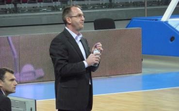 Познат сърбин е новият треньор на баскетболния ни шампион