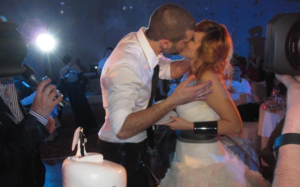 СНИМКИ: Вратар на Левски се ожени