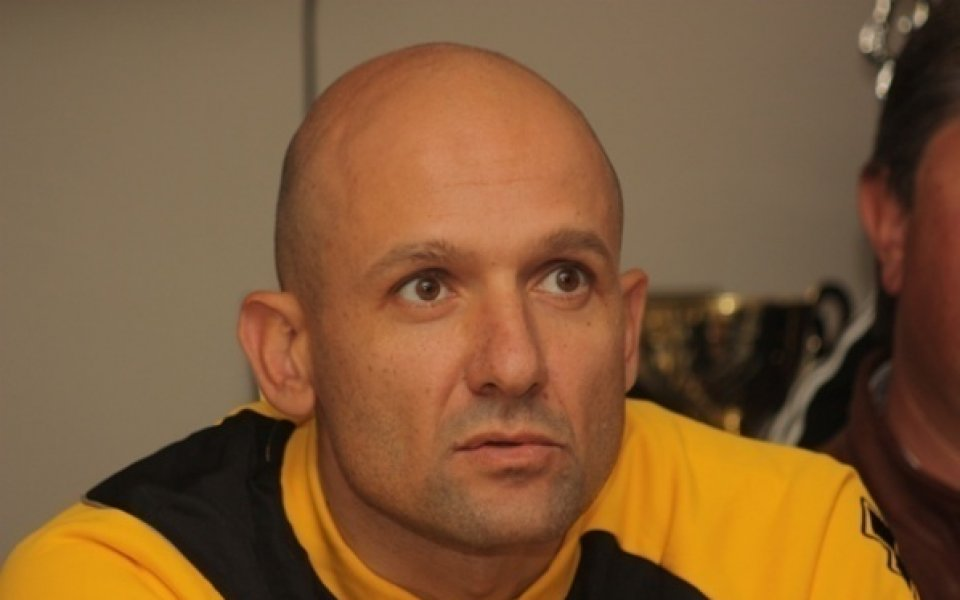 Радуканов: Искам комбинативен и атакуващ футбол, това да е нашият стил