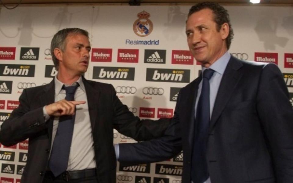 Валдано: Ако Реал Мадрид не спечели титлата, ще е катастрофа за Моуриньо
