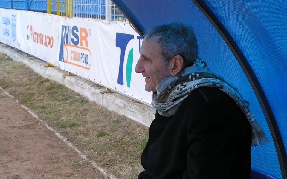 Никола Спасов: Бързо се съгласих да поема Спартак Вн