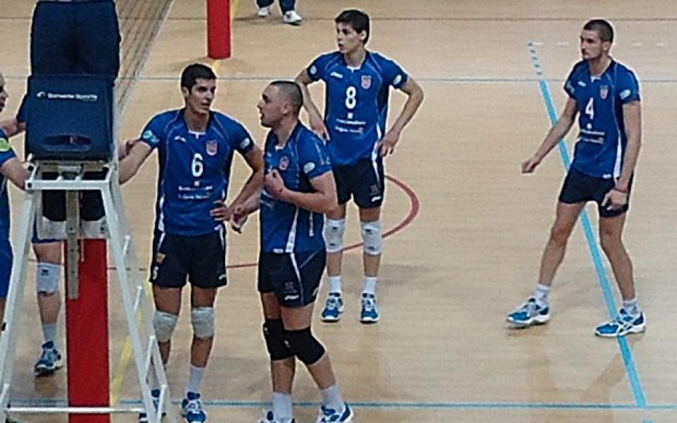 Пирин Разлог излезе на върха във волейбола