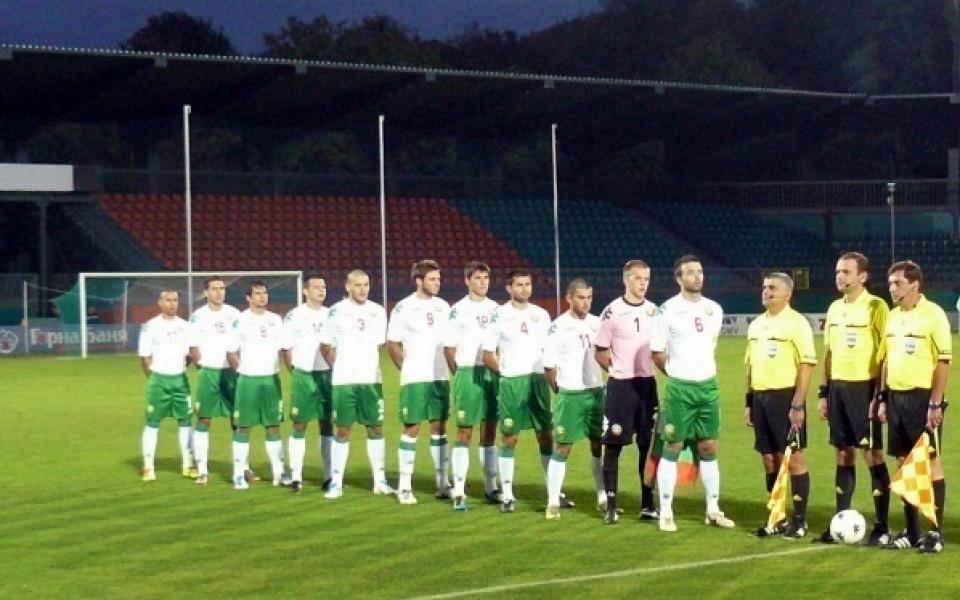 Младежите даряват дом за сираци преди мача с Шотландия