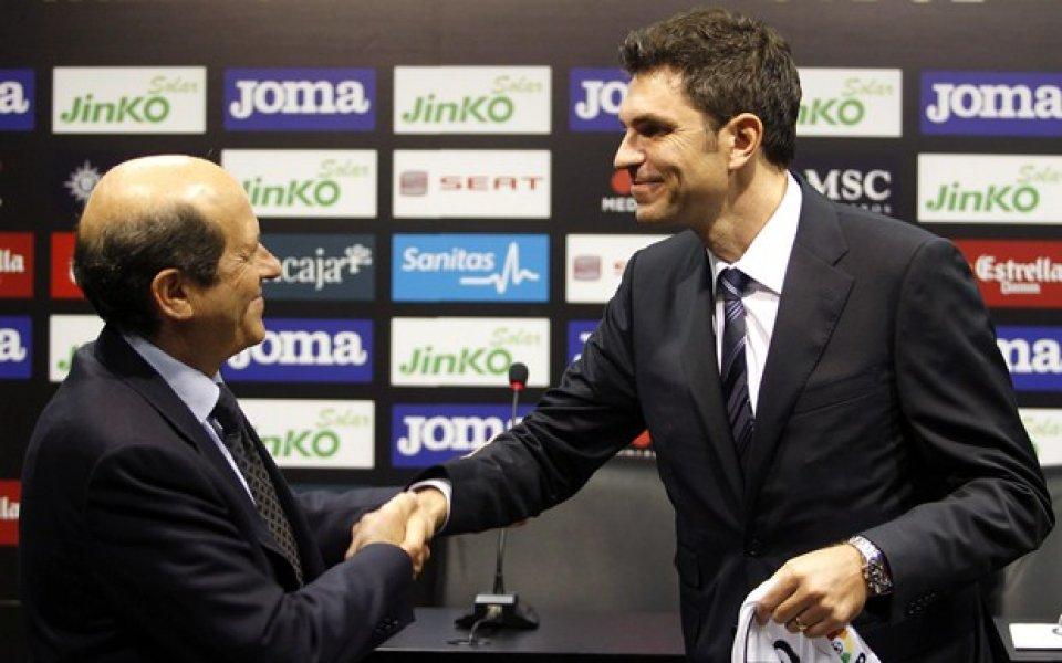 Треньорът на Валенсия: Ще се сравняваме с Реал и Барса